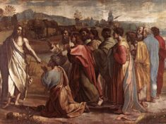 handing-of-the-keys-raphael