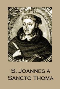 Joannes a Sancto Thoma
